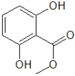 2,6-Dihydroxy-benzoic acid methyl ester