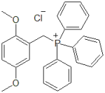 (2,5-Dimethoxy-benzyl)-triphenyl-phosphonium chloride