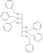 1,2,3,4,5,6-Hexabenzyloxy-hexane
